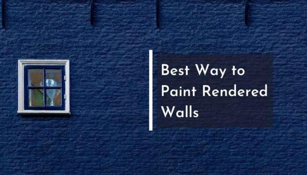 Can You Paint Over Render?- A Guide on Render Painting