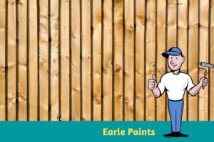 How To Paint A Timber Paling Fence?
