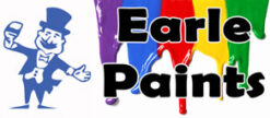 Earle Paints Paint & Accessories