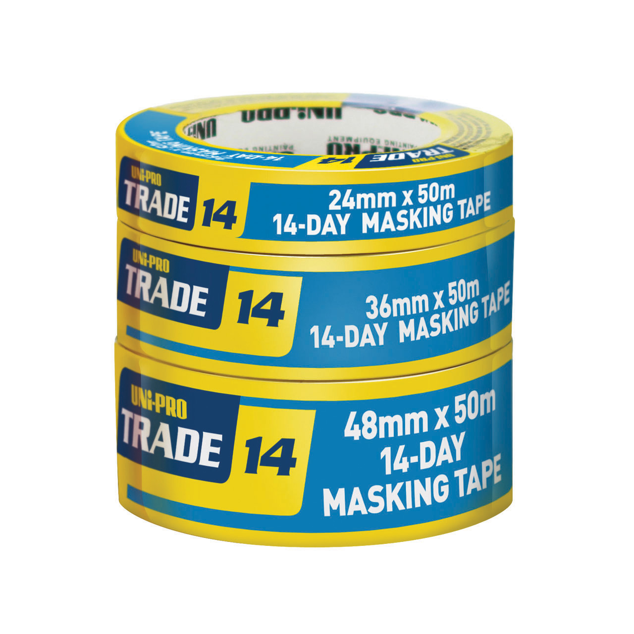 14 day masking tape blue 24mmx