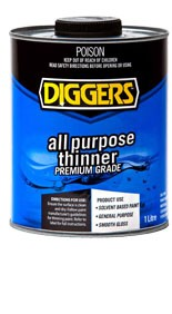 All Purpose Thinners 1L