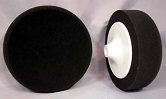 Black Foam Pad With Plate 150m