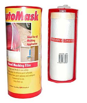 Automask Film 1100mmx33m Dispe