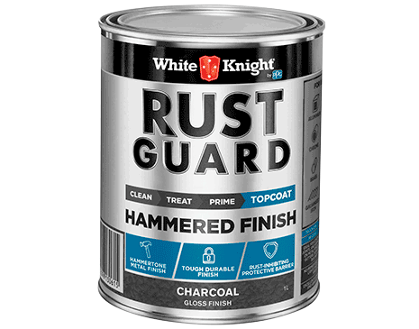 WK HAMMERED FINISH CHARCOAL 35