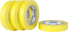 18MM P/YELL MASKING TAPE